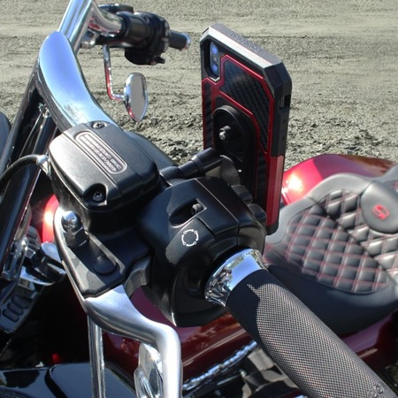 Aluminum Motorcycle Perch Mount
